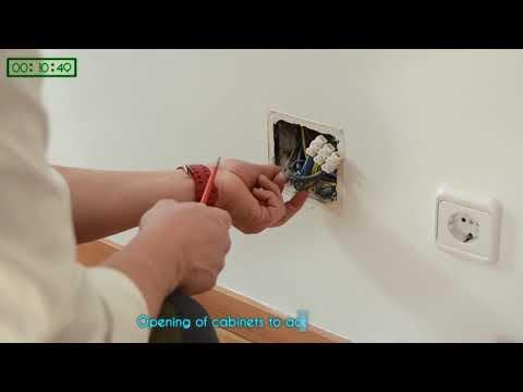 Speeding Up Home Networking With POF Backbone