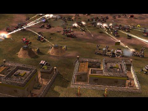 Command \u0026 Conquer Generals Zero Hour - Online Multiplayer PRO GAMES