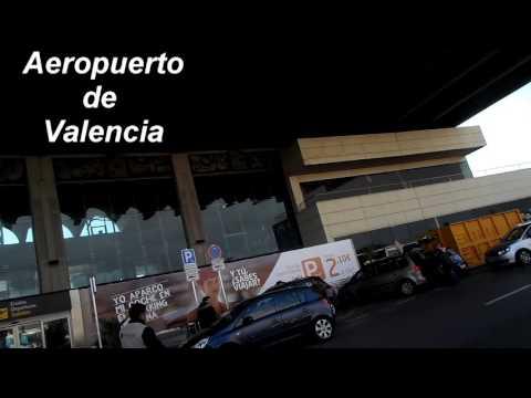 Metro al Aeropuerto de Valencia