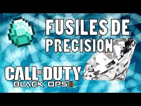 Call Of Duty: Black Ops II | Road To Diamond | Fusiles de Precisión