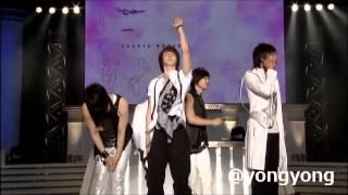 SS501 韓流ロマンティックフェス 2007年6月23日 西武ドーム.