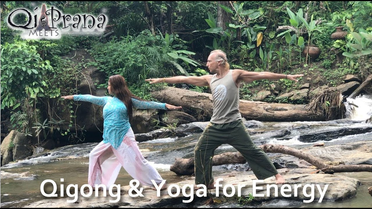 Qigong Institute - Yoga and Qigong