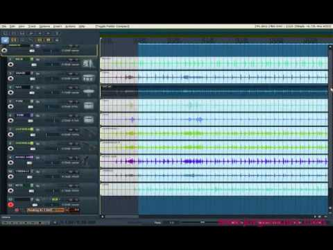 Reaper - Folder Track [Português BR]