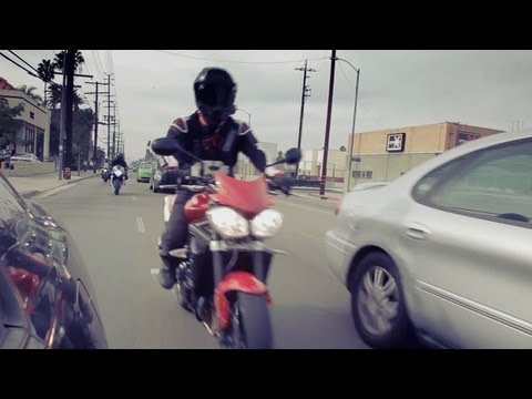 Download Youtube: How and Why Motorcycle Lane Splitting is Safe and Good - /RideApart