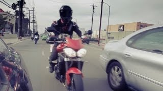 How and Why Motorcycle Lane Splitting is Safe and Good - /RideApart