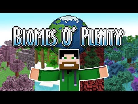 biomes-o-plenty-mod-review