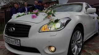 Красивая свадьба. Из Осетии в Кабарду