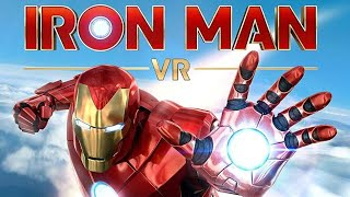 Iron Man VR - Let's Play! Pt 2 - Electric Playground