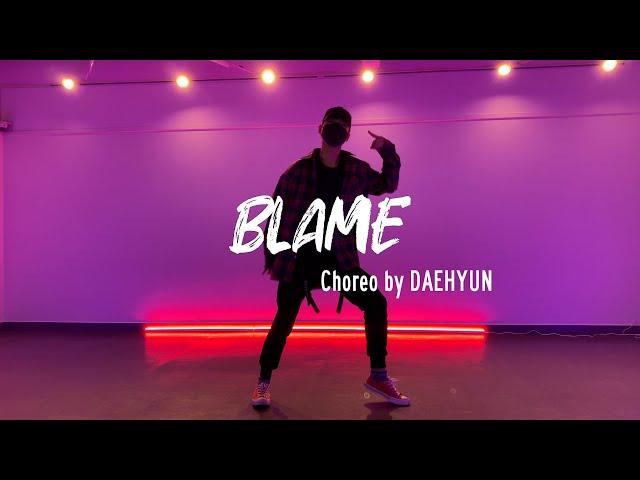 [서인천 댄스학원] 코레오그레피 CHOREOGRAPHY|Bryson Tiller - Blame