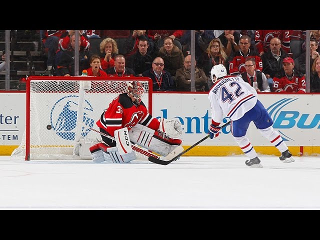 Shootout: Canadiens vs Devils