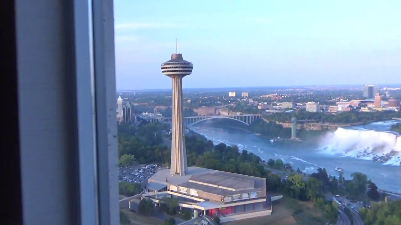 Hotel Review Marriott Niagara Falls Hotel Fallsview