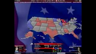 Let's Play The Political Machine 2012 - Part 1