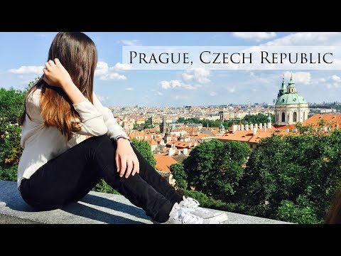 Prague, Czech Republic - Travel with me!