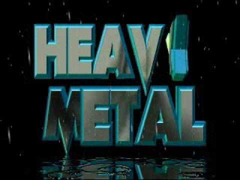 """""""Heavy Metal"""" Theme: Takin' A Ride / Don Felder"""