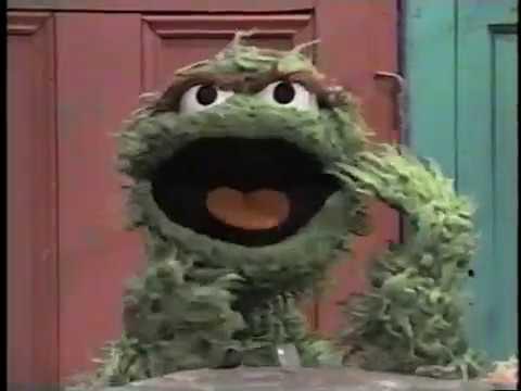 Sesame Street - No Me Gusta (Oscar's Response Song)