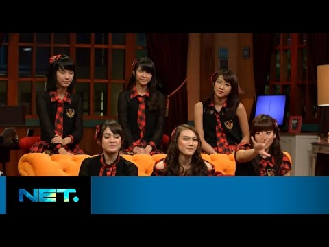 Hesti Purwadinata & Group JKT 48 Part 1 | Ini Talk Show | Sule & Andre | NetMediatama