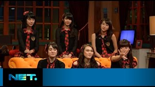 Download Video Hesti Purwadinata & Group JKT 48 Part 1   Ini Talk Show   Sule & Andre   NetMediatama MP3 3GP MP4