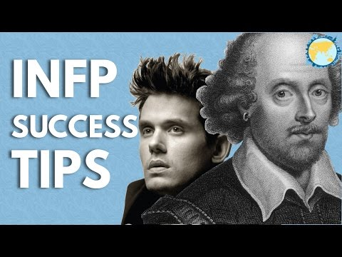 INFP ADVICE and Success Tips on Jobs and Career Success