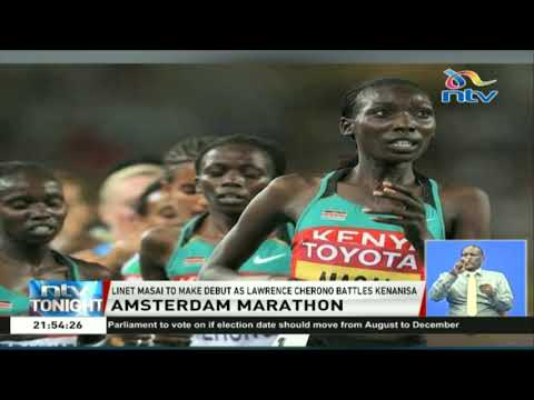 Amsterdam Marathon: Linet Masai to make debut as Lawrence Cherono battles Kenanisa