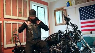 Every Biker Should Own This Vest | Pure Leather Motorcycle Vest