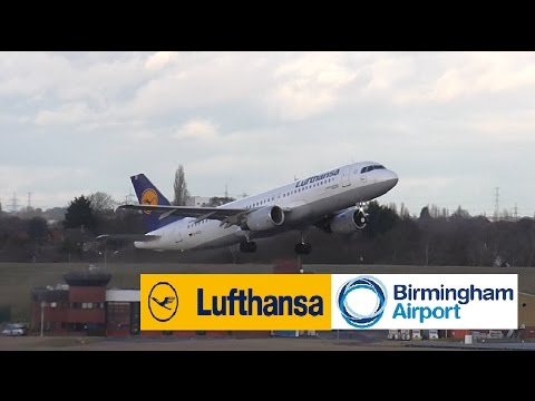 Lufthansa Flight 955 (BHX To Frankfurt)