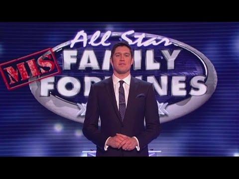 All Star Family Fortunes   Season 12 Episode 1   Coronation Street V Emmerdale