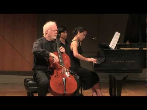 Lynn Harrell, Polonaise Brilliante in C Major, Op.3, Chopin
