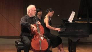 Lynn Harrell, Polonaise Brilliante in C Major, Op.3, Chopin