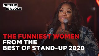 The Funniest Women from The Best of Stand-Up 2020