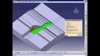 Catia Full Cam Video Education #17