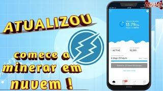App para Mineração 2019 / Electroneum Atualizou !