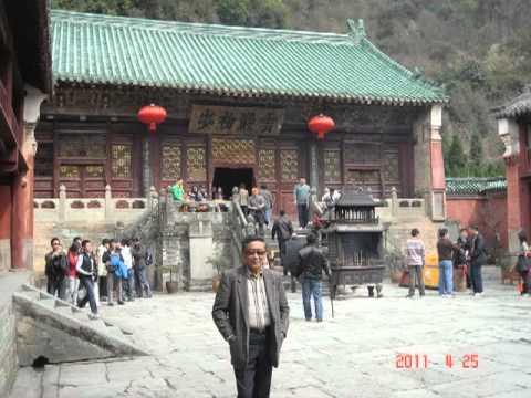 WU TANG SHAN,zhen du central china