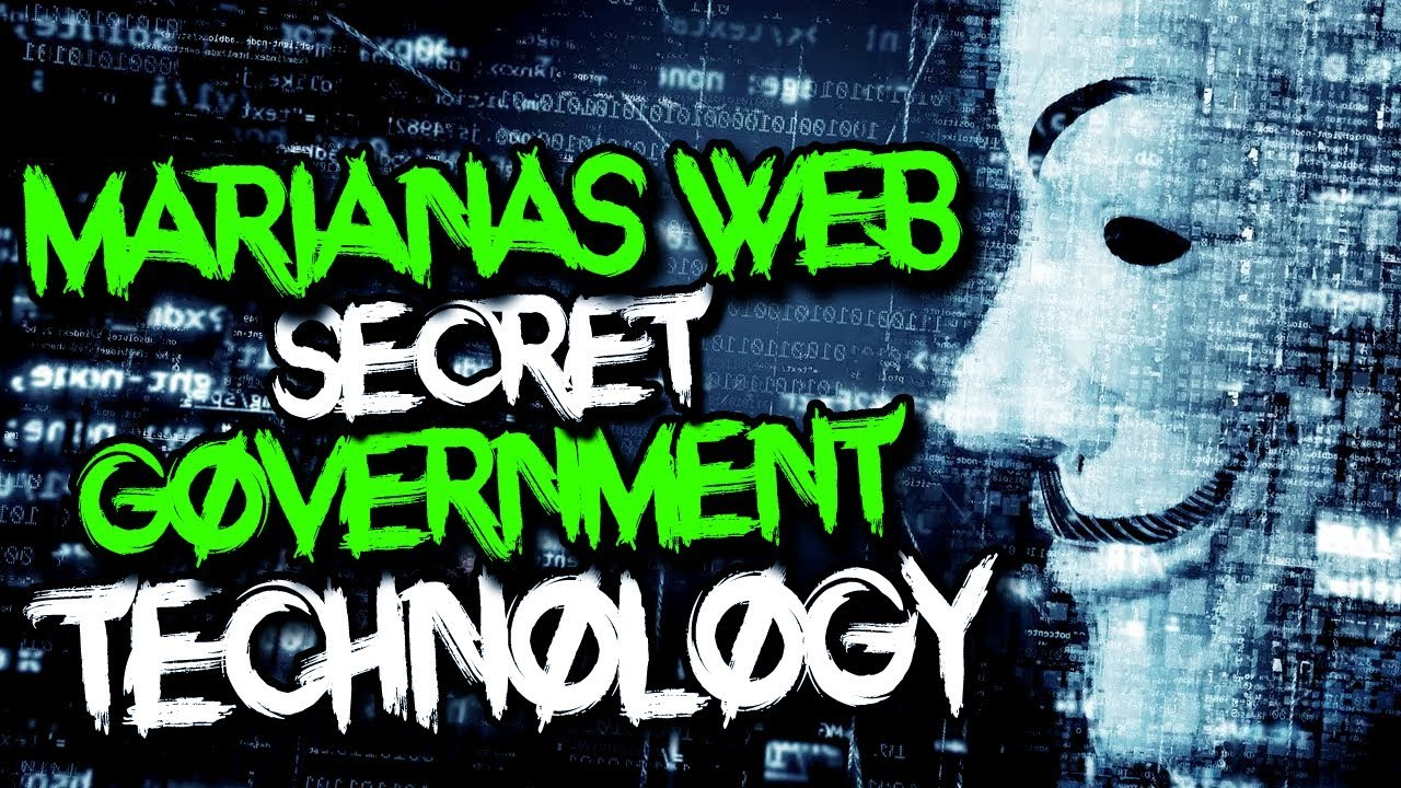 Buying Secret Government Technology from the Marianas Web