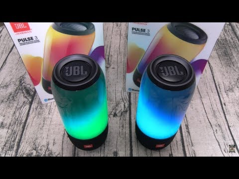JBL Pulse 3 - LED Bluetooth Speakers
