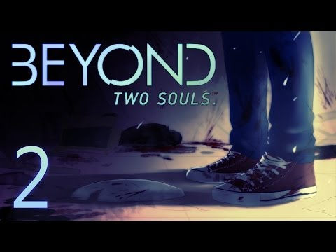 Cry Plays: Beyond: Two Souls [P2]