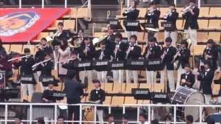 松本第一「闘魂」吹奏楽部 2015.11.07