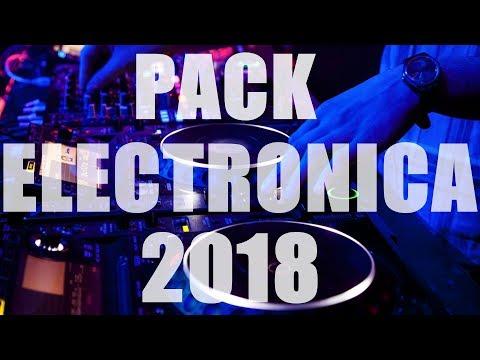 Descargar Pack Musica Electronica 2018 (Lo mas Nuevo)