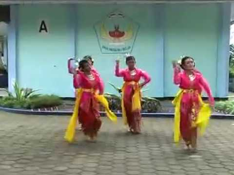 Tari Goyang Semarang, Dance of Indonesian Culture
