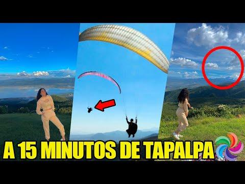 TAPALPA Jalisco / DURMIENDO en La CEJA + CONSEJOS para ACAMPAR