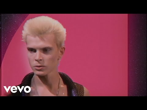 Billy Idol - Dancing With Myself (RAC Remix)
