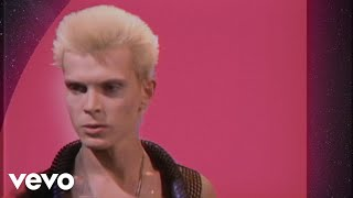 Смотреть клип Billy Idol - Dancing With Myself | Rac Remix