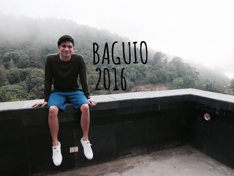 Baguio Trip 2016