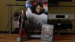 Unboxing: (Batman vs. Superman Pt. 2): Man of Steel Ultimate Collector's Edition