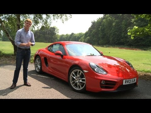 2013 Porsche Cayman review - What Car?