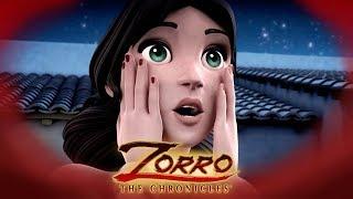 LE RETOUR  Les Chroniques de Zorro   Episode 1 Partie 2   Dessin de super-héros