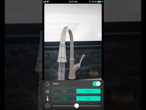 Build.com AR Demo For IOS