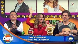 Tema libre en El casino de los espectáculos | Hoy