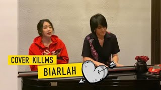 Biarlah (Cover) Kevin Aprilio Feat. Widy Vierratale