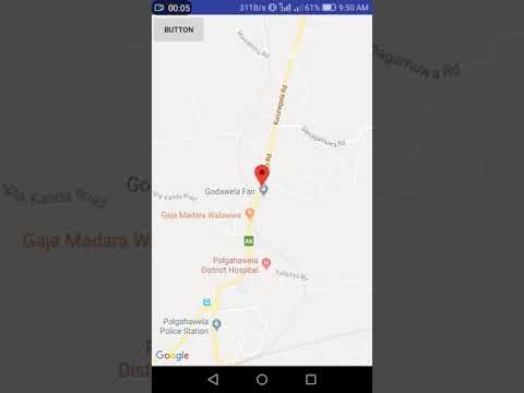 GPS Tracking Animation - Android - Google Maps - Part II