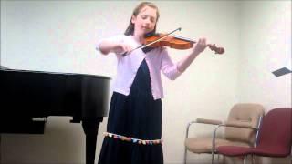 Concerto No. 3 in C minor, F. Seitz